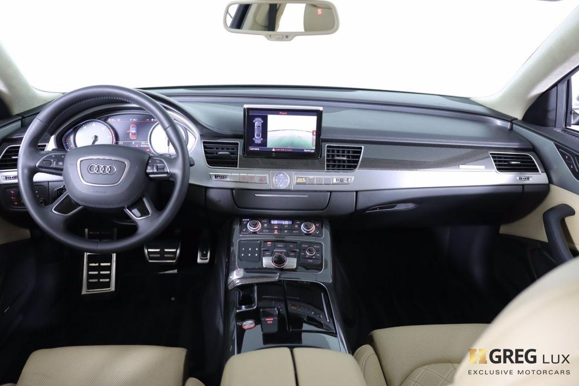 2013 Audi S8 4.0T #51