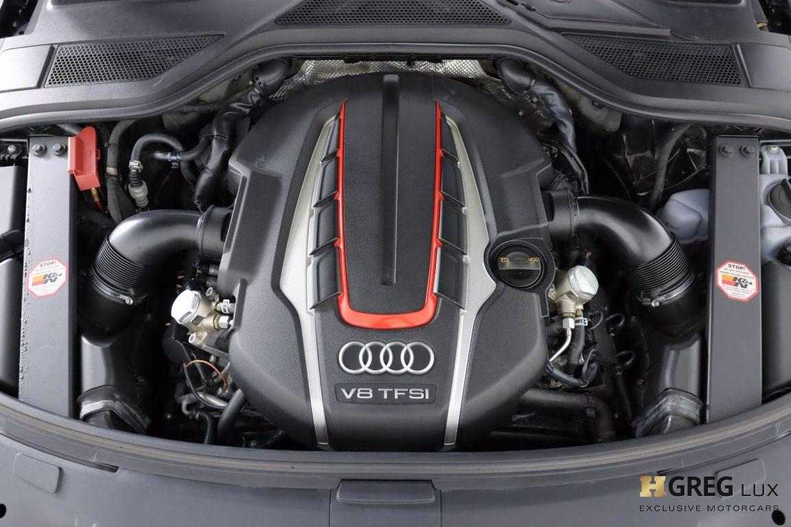 2013 Audi S8 4.0T #55