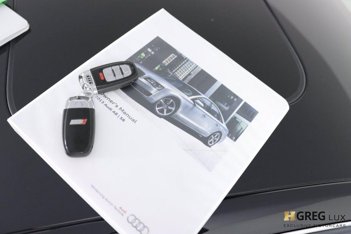 2013 Audi S8 4.0T #56