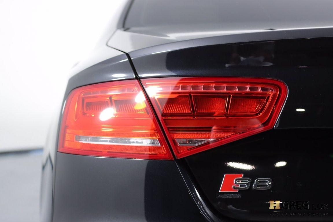 2013 Audi S8 4.0T #17