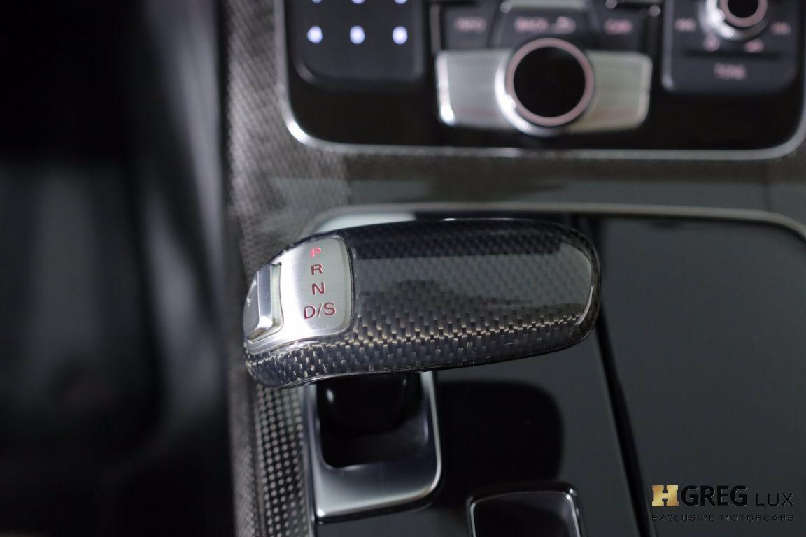 2013 Audi S8 4.0T #46