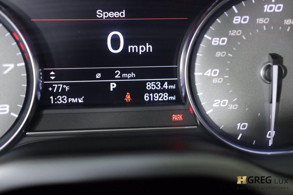 2013 Audi S8 4.0T #49