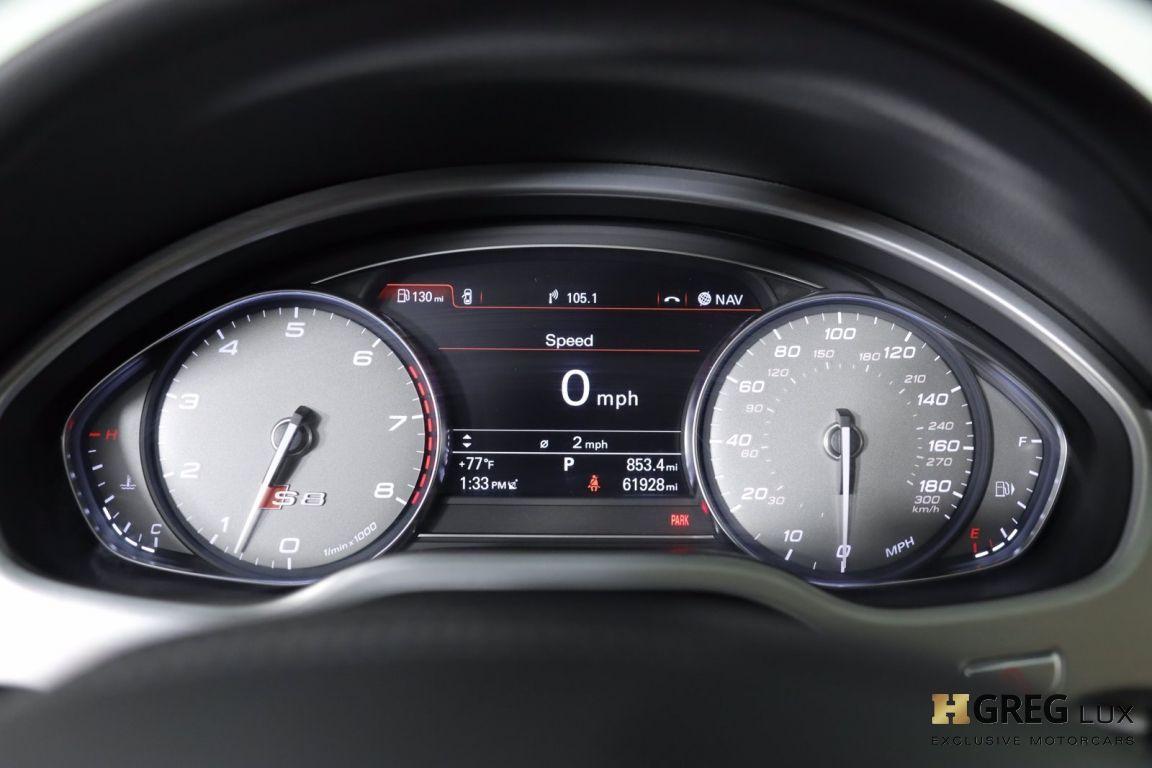 2013 Audi S8 4.0T #48