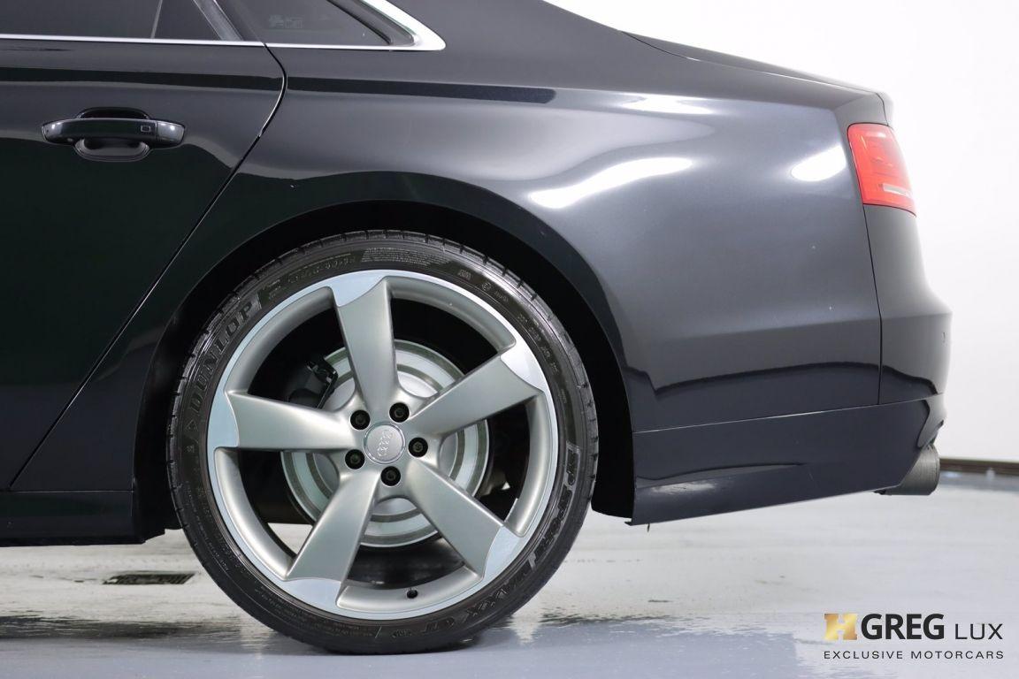 2013 Audi S8 4.0T #24