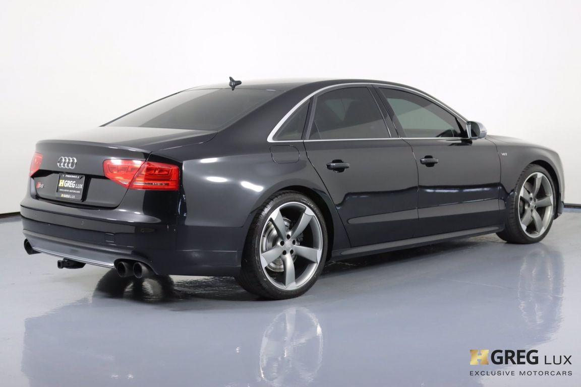 2013 Audi S8 4.0T #15
