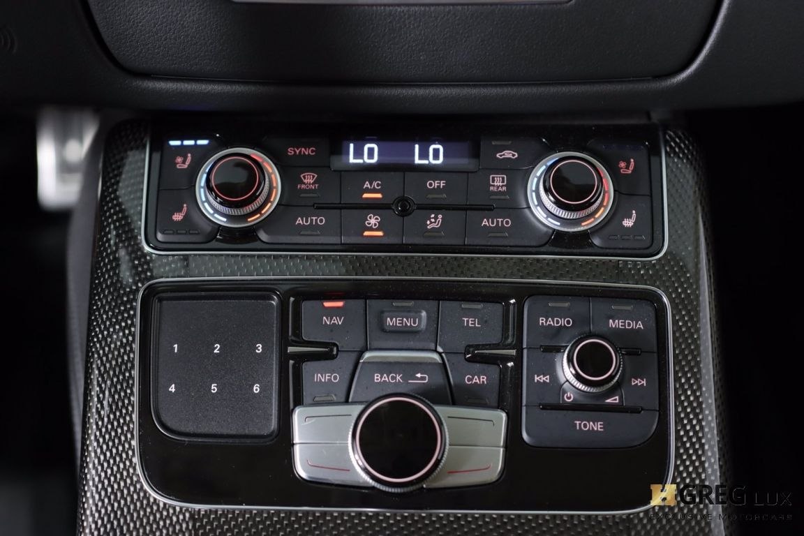 2013 Audi S8 4.0T #45