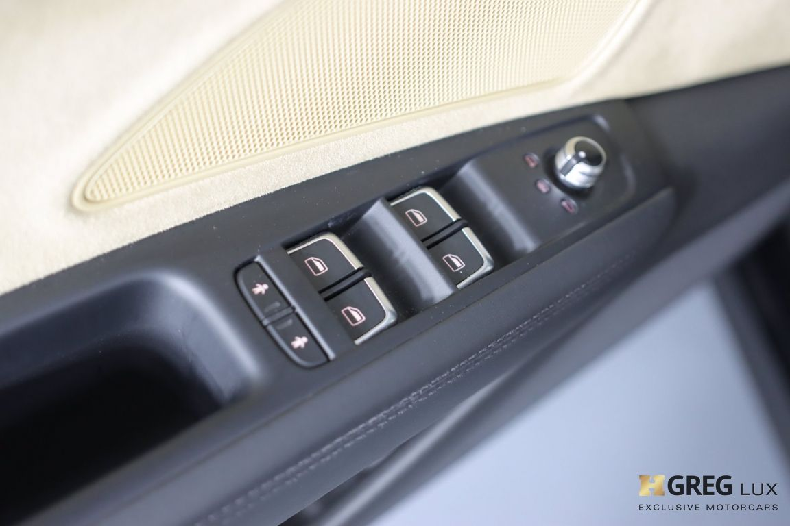 2013 Audi S8 4.0T #37