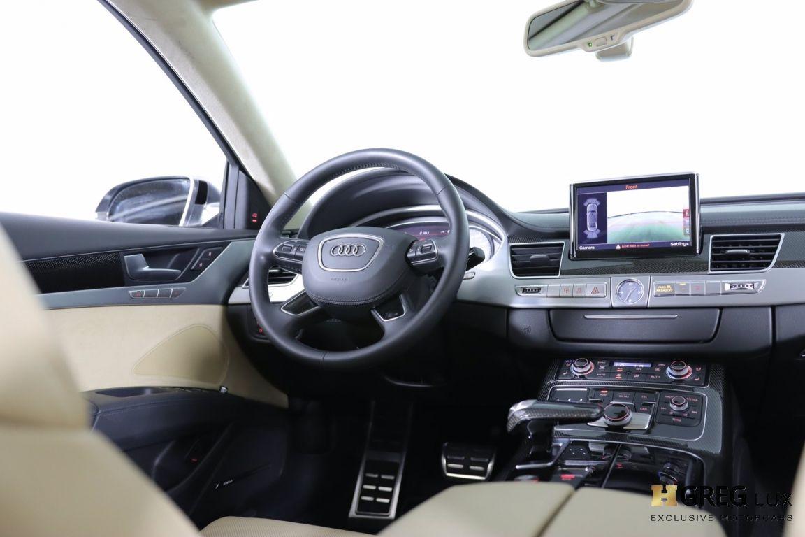 2013 Audi S8 4.0T #52