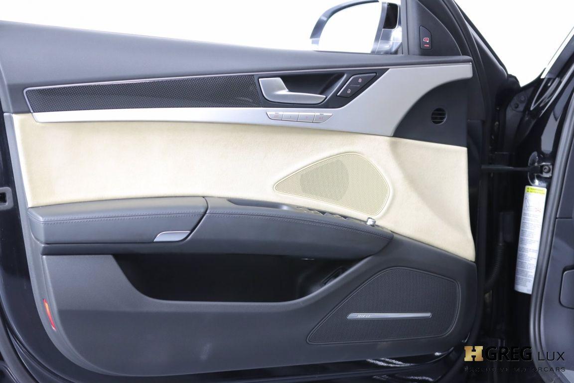 2013 Audi S8 4.0T #36