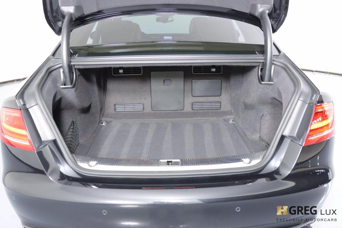 2013 Audi S8 4.0T #54