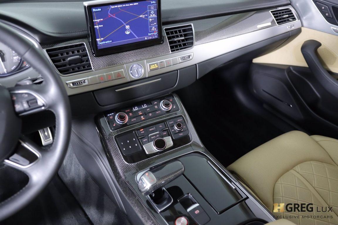 2013 Audi S8 4.0T #41