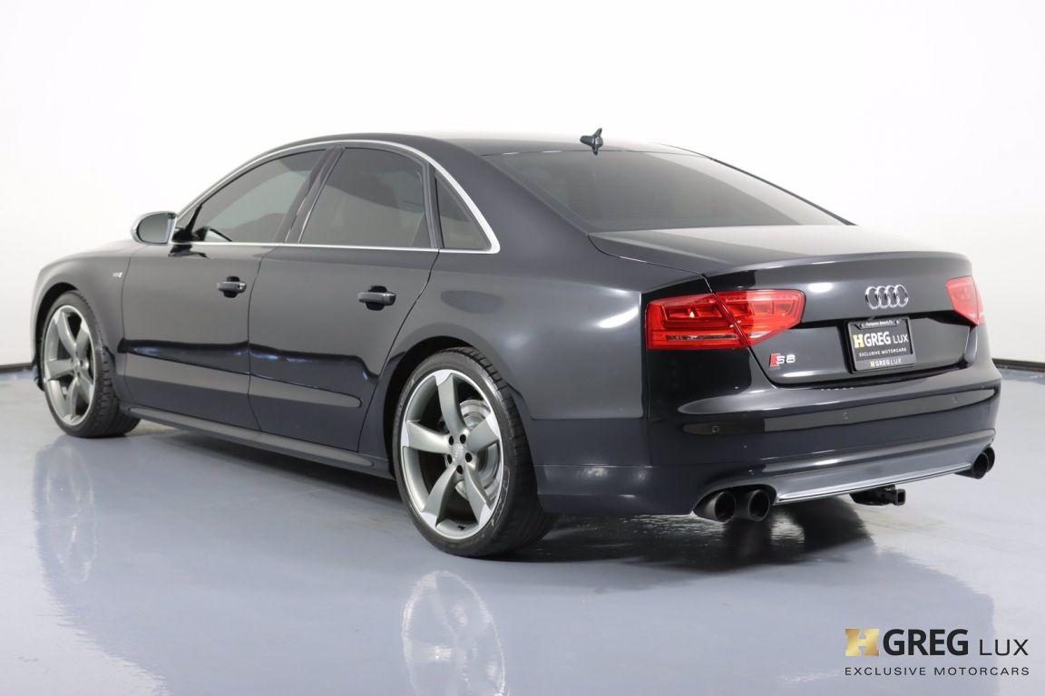 2013 Audi S8 4.0T #20