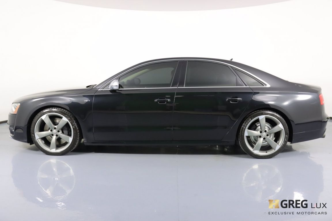 2013 Audi S8 4.0T #21