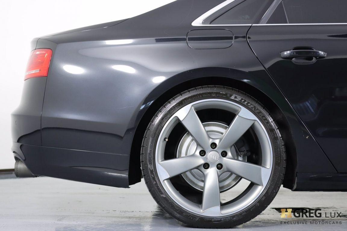 2013 Audi S8 4.0T #13
