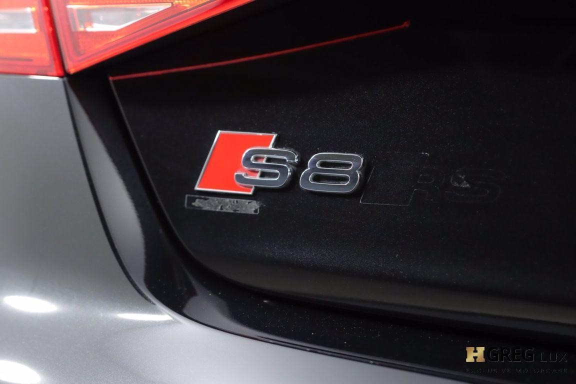 2013 Audi S8 4.0T #19