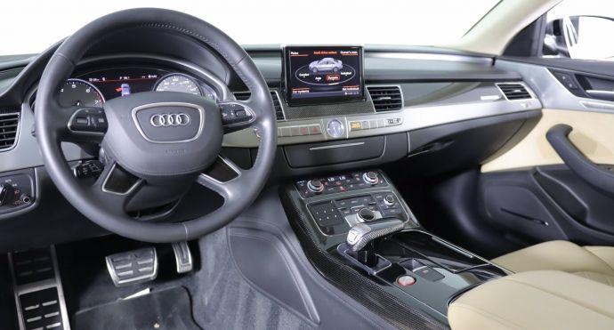 2013 Audi S8 4.0T #1