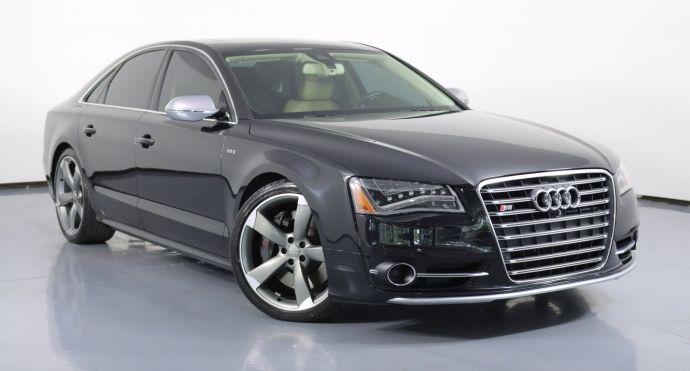 2013 Audi S8 4.0T #0