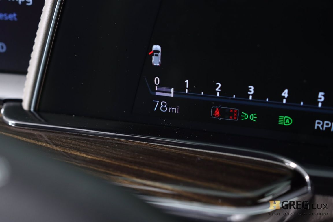2021 Cadillac Escalade Premium Luxury #63