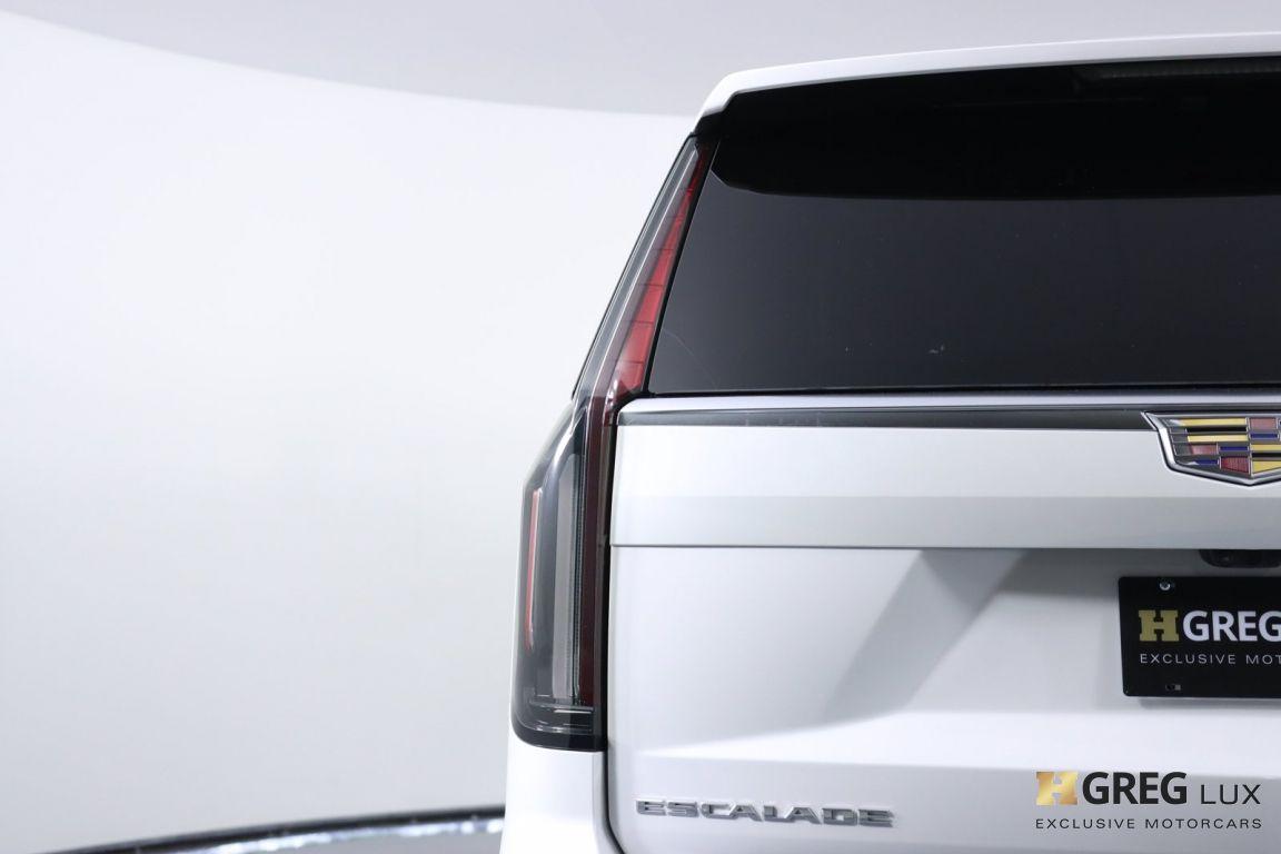 2021 Cadillac Escalade Premium Luxury #18