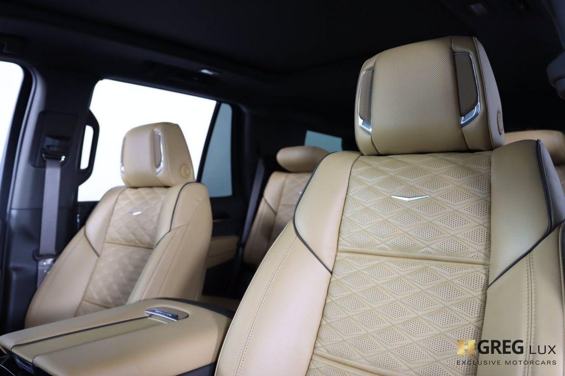 2021 Cadillac Escalade Premium Luxury #2