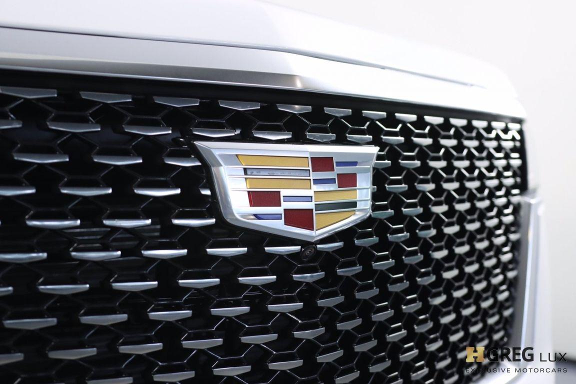 2021 Cadillac Escalade Premium Luxury #4