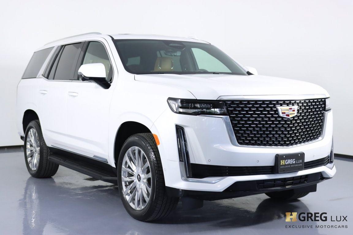 2021 Cadillac Escalade Premium Luxury #9