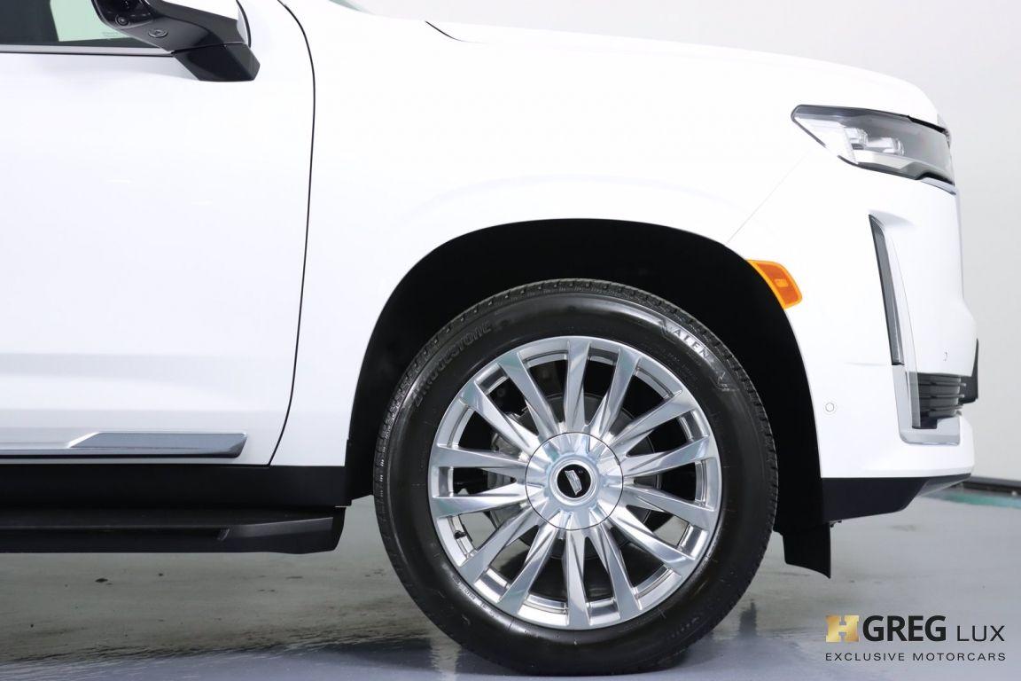 2021 Cadillac Escalade Premium Luxury #11