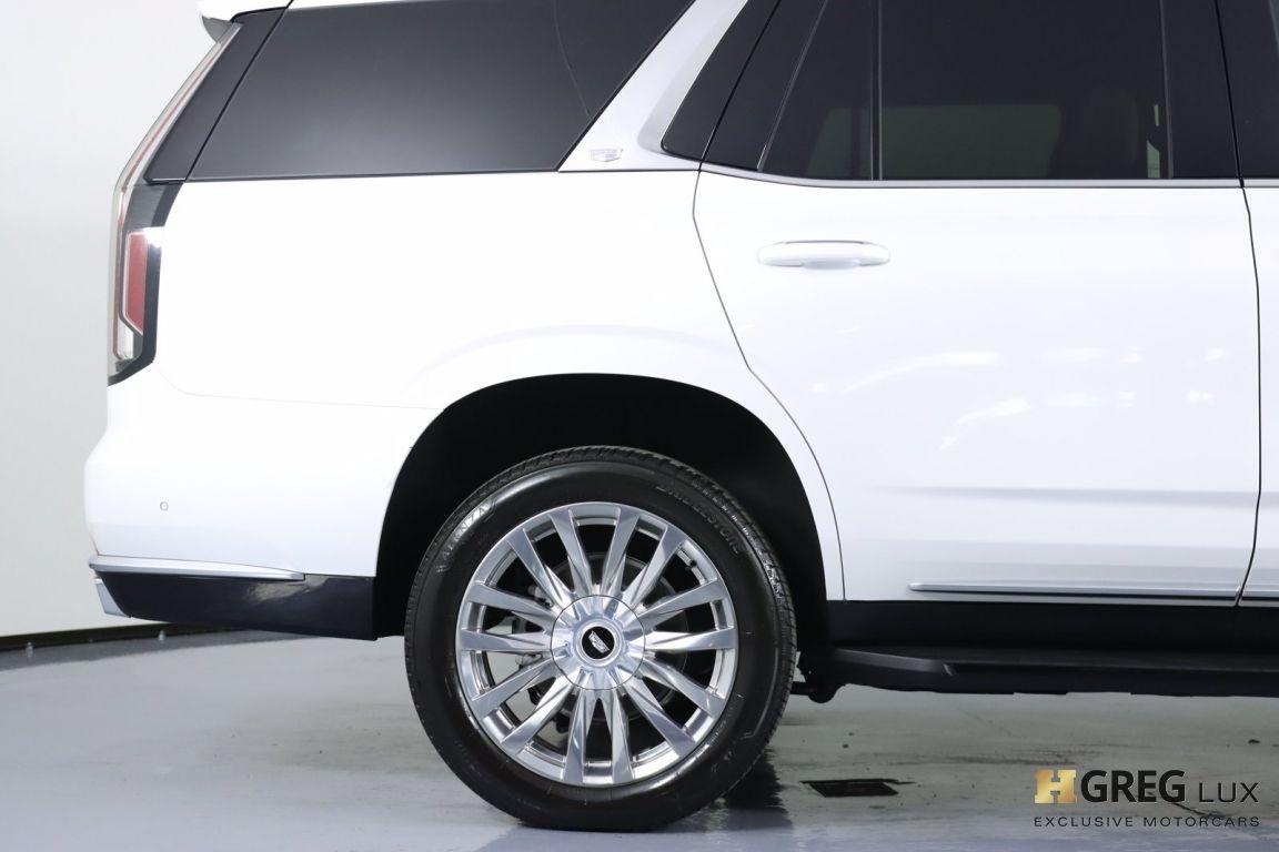 2021 Cadillac Escalade Premium Luxury #13