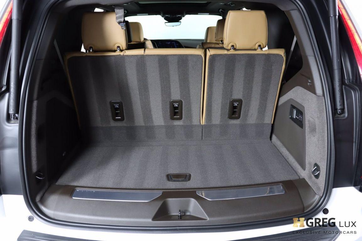 2021 Cadillac Escalade Premium Luxury #70