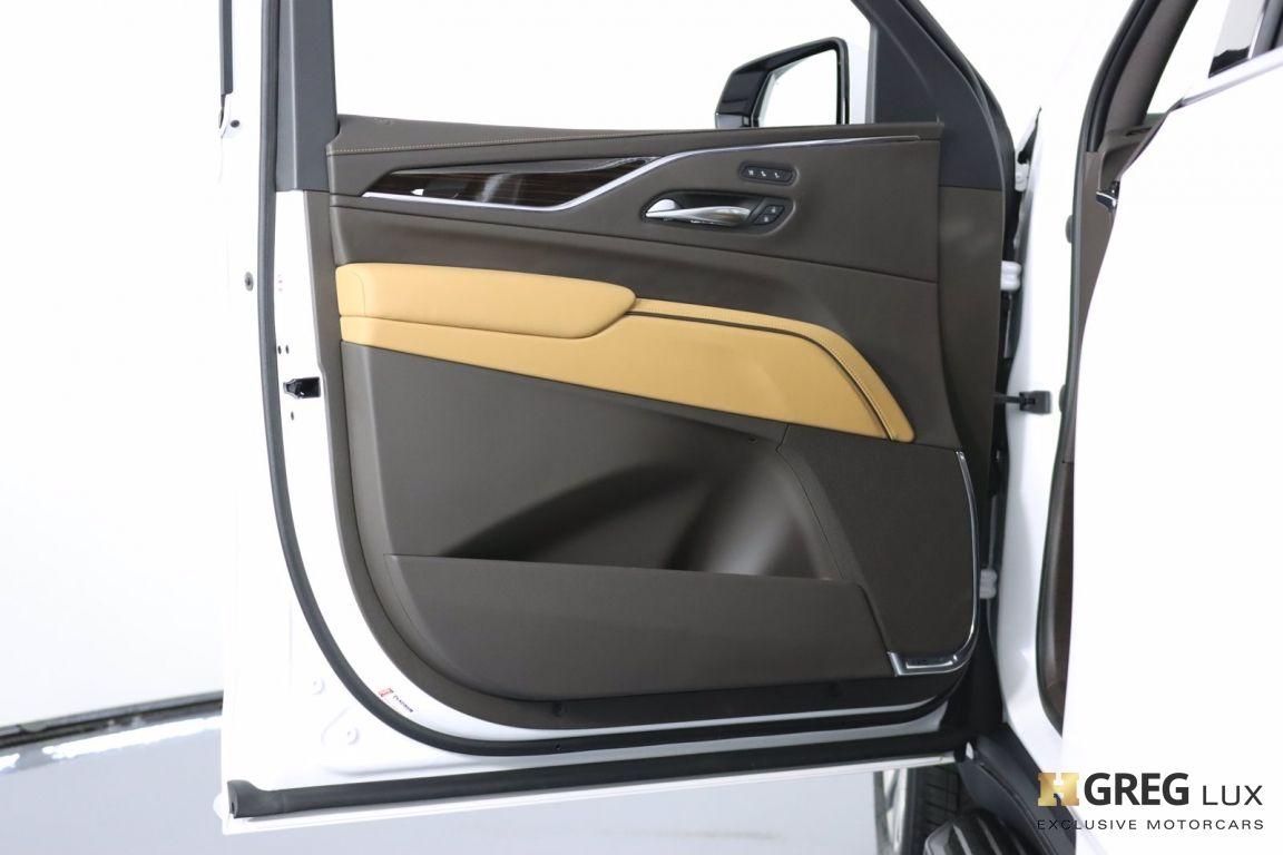 2021 Cadillac Escalade Premium Luxury #44