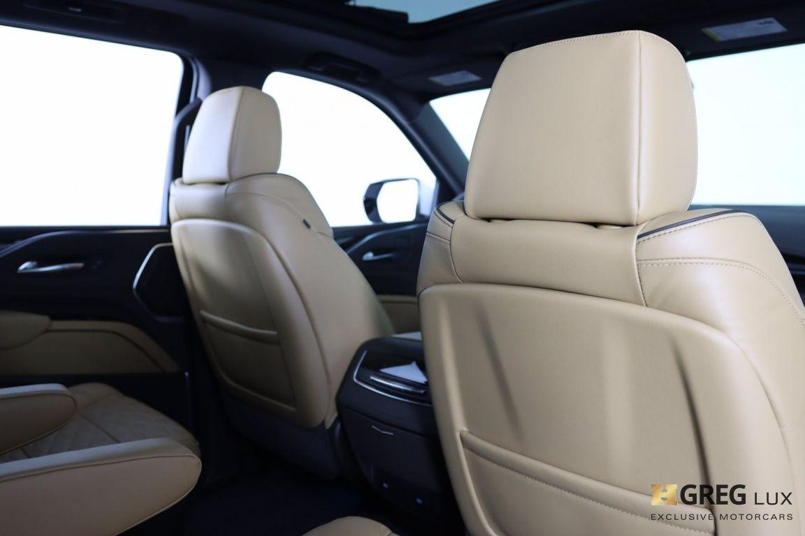 2021 Cadillac Escalade Premium Luxury #68