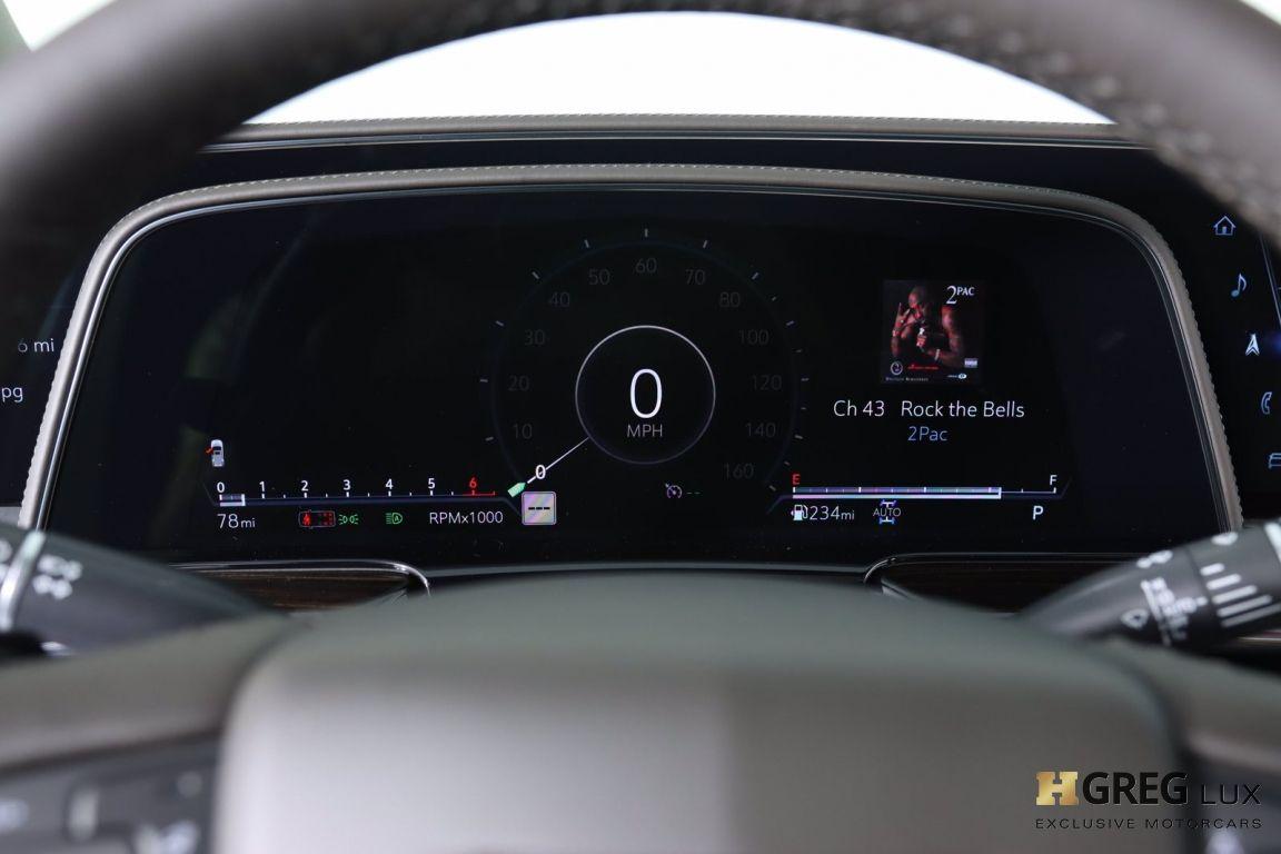 2021 Cadillac Escalade Premium Luxury #62