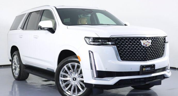 2021 Cadillac Escalade Premium Luxury #0