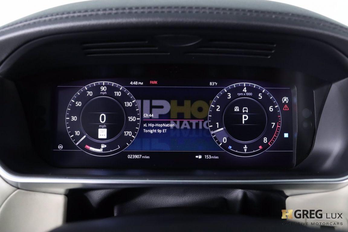 2019 Land Rover Range Rover Sport Dynamic #57