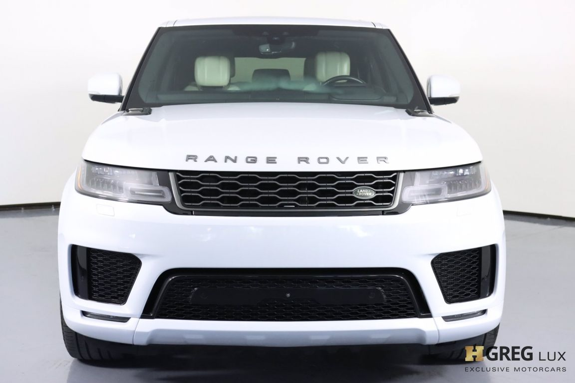 2019 Land Rover Range Rover Sport Dynamic #3