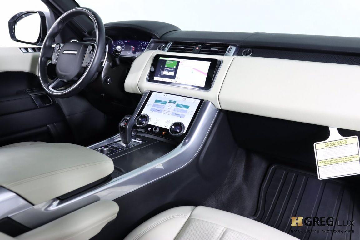 2019 Land Rover Range Rover Sport Dynamic #62
