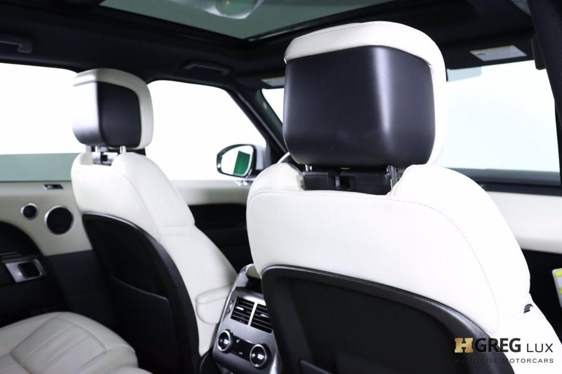 2019 Land Rover Range Rover Sport Dynamic #61