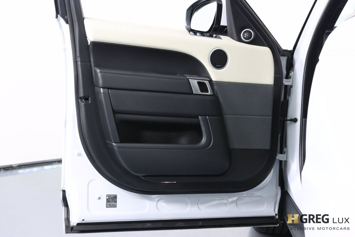 2019 Land Rover Range Rover Sport Dynamic #40