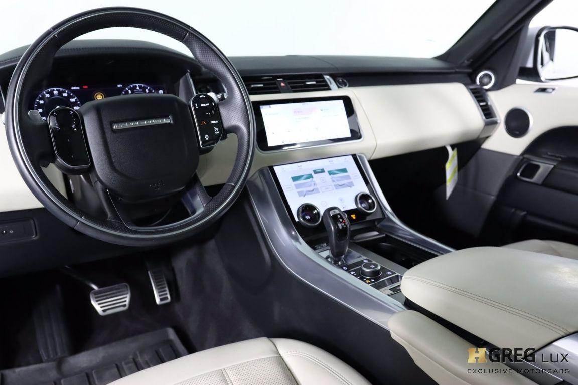 2019 Land Rover Range Rover Sport Dynamic #2