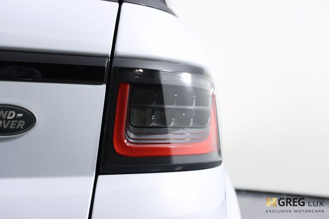 2019 Land Rover Range Rover Sport Dynamic #20