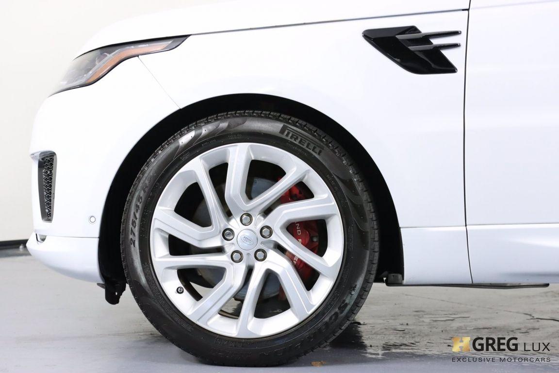 2019 Land Rover Range Rover Sport Dynamic #25