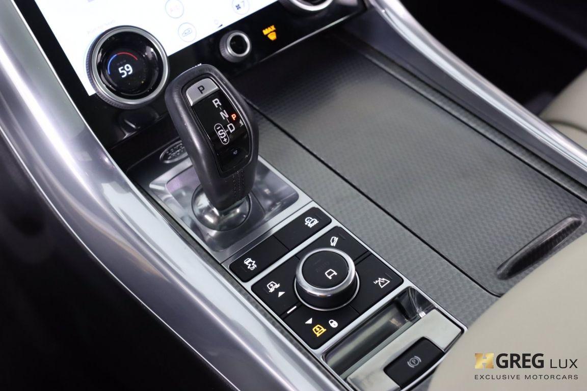 2019 Land Rover Range Rover Sport Dynamic #49
