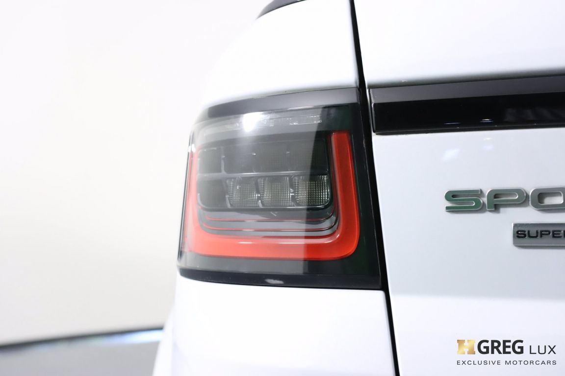 2019 Land Rover Range Rover Sport Dynamic #19