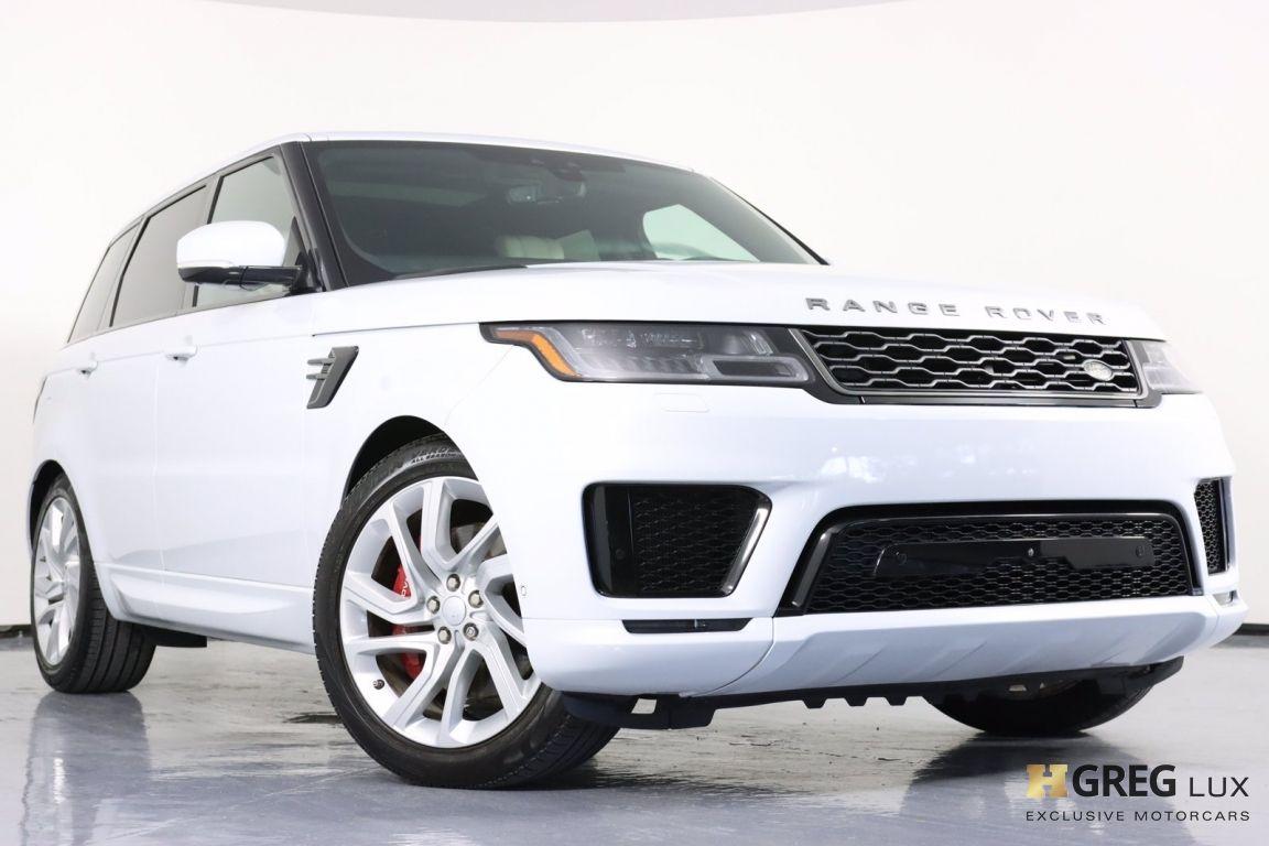 2019 Land Rover Range Rover Sport Dynamic #31