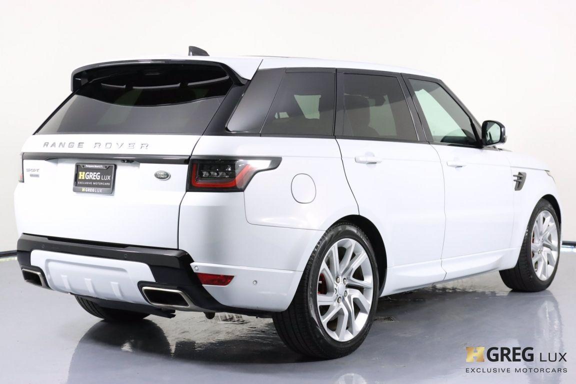 2019 Land Rover Range Rover Sport Dynamic #17