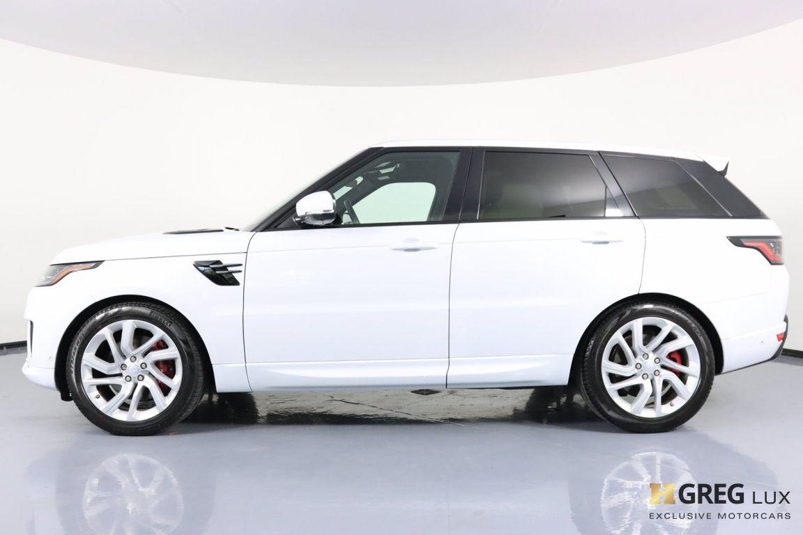 2019 Land Rover Range Rover Sport Dynamic #24