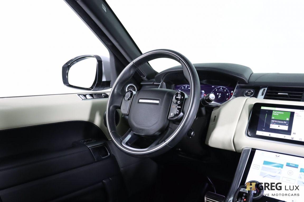 2019 Land Rover Range Rover Sport Dynamic #53