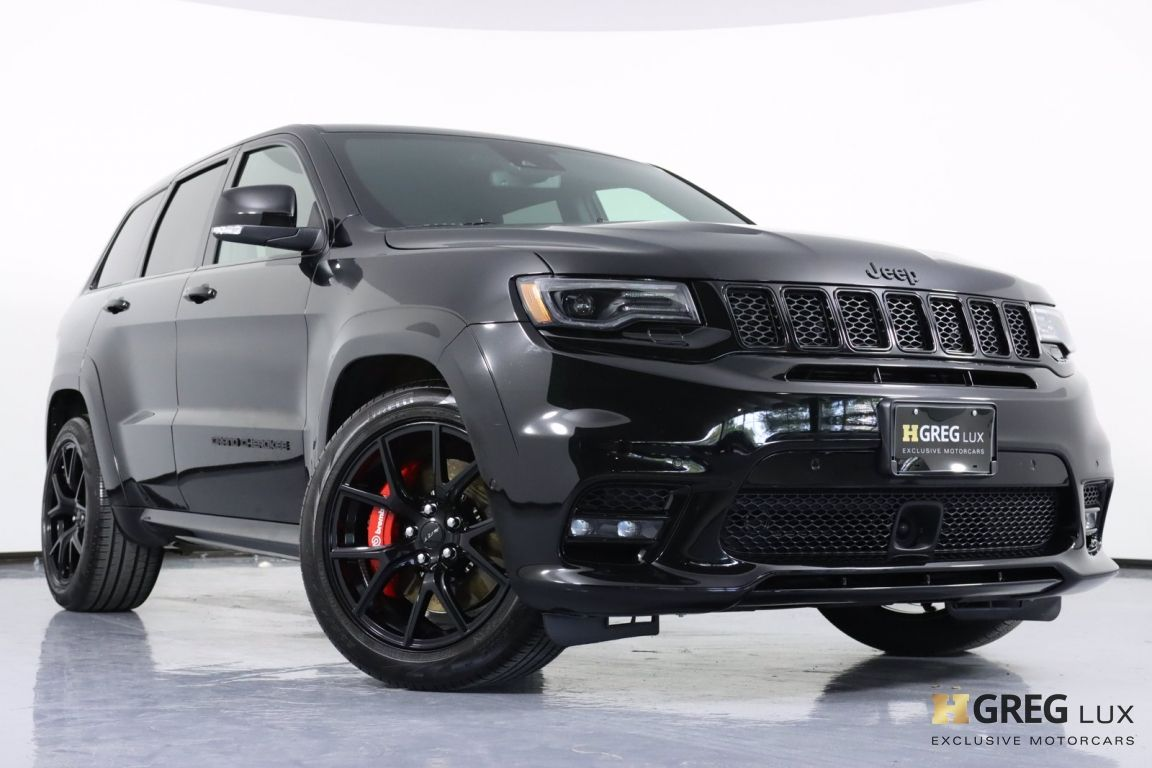 2018 Jeep Grand Cherokee SRT #32