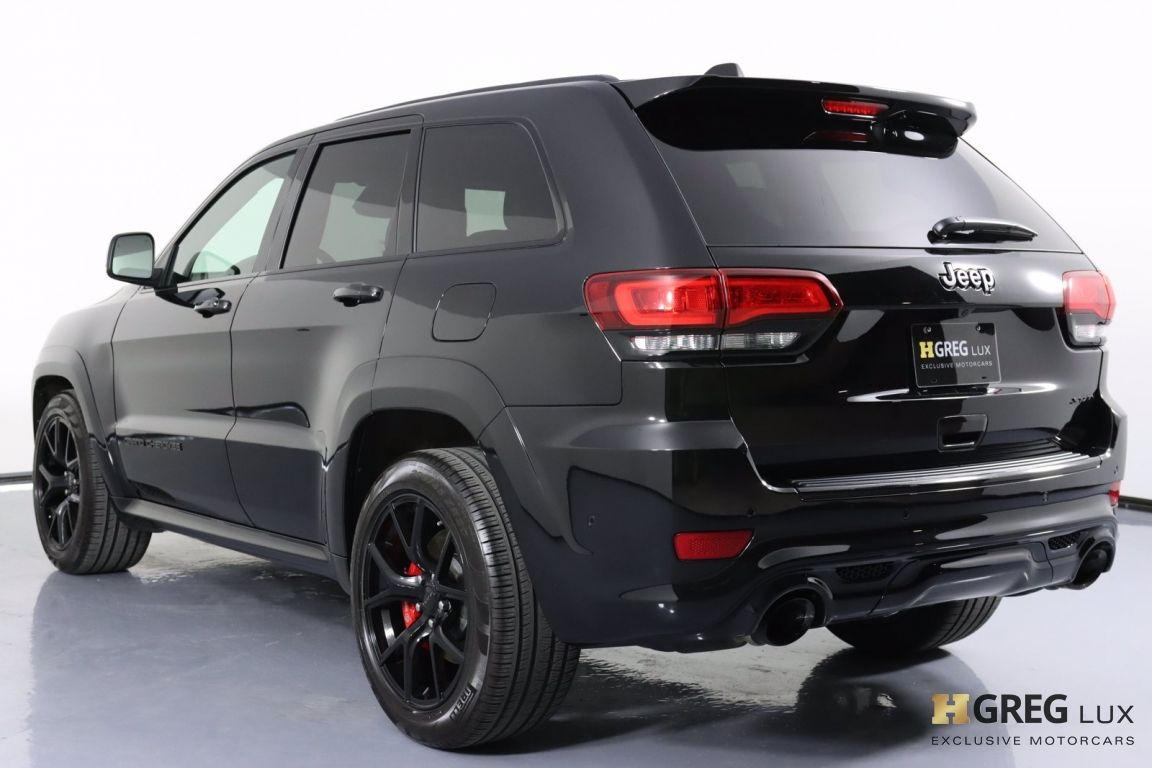 2018 Jeep Grand Cherokee SRT #23