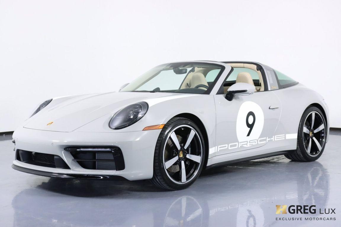 2021 Porsche 911 Targa 4S Heritage Design Edition #36